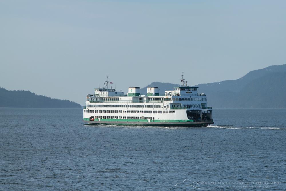San Juan Islands Ferry Washington