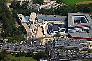 Nederland, Overijssel, Enschede, 30-06-2011; TH Twenthe campus onderdeel Kennispark Twente.Campus Technical University of Twente in Enschede..luchtfoto (toeslag), aerial photo (additional fee required).copyright foto/photo Siebe Swart