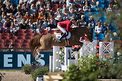 Guery Jerome, BEL, Grand Cru vd Rozenberg<br /> FEI European Jumping Championships - Goteborg 2017 <br /> © Hippo Foto - Dirk Caremans<br /> 22/08/2017,