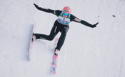31.12.2019, Olympiaschanze, Garmisch Partenkirchen, GER, FIS Weltcup Skisprung, Vierschanzentournee, Garmisch Partenkirchen, Qualifikation, im Bild Dawid Kubacki (POL) // Dawid Kubacki of Poland during his qualification Jump for the Four Hills Tournament of FIS Ski Jumping World Cup at the Olympiaschanze in Garmisch Partenkirchen, Germany on 2019/12/31. EXPA Pictures © 2019, PhotoCredit: EXPA/ JFK