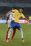 Semi-Final -  England vs Brazil - 25 October 2017