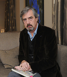 Author Sebastian Barry pictured at the reading he gave at the 2016 Rolling Sun Book Festival in Westport.<br /> Pic Conor McKeown