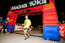at 10th Nocna 10ka 2019, traditional run around Bled's lake, on June 29, 2019 in Bled, Slovenia. Photo by Peter Podobnik / Sportida