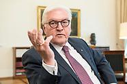 20180702 Interview Bundespräsident Steinmeier