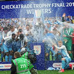 Coventry City v Oxford United | Checkatrade Trophy | 2 April 2017