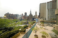 Patio at 330 East 38th Street
