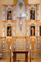 Altar at Mission San Jose, San Antonio, TX