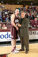 SAC BBall Conference Awards - 3/2/2007