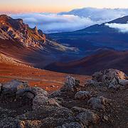 Haleakala National Park, Hawaii