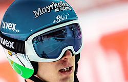 01.02.2019, Heini Klopfer Skiflugschanze, Oberstdorf, GER, FIS Weltcup Skiflug, Oberstdorf, im Bild Philipp Aschenwald (AUT) // Philipp Aschenwald of Austria during the FIS Ski Jumping World Cup at the Heini Klopfer Skiflugschanze in Oberstdorf, Germany on 2019/02/01. EXPA Pictures © 2019, PhotoCredit: EXPA/ JFK