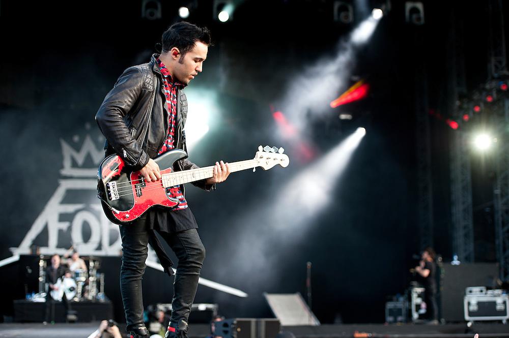 Live at Download Festival 2014.