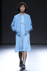 Madrid - Xevi Fernandez Fashion Show - 20 Sep 2016