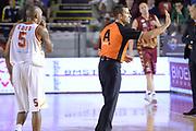 DESCRIZIONE : Campionato 2013/14 Acea Virtus Roma - Umana Reyer Venezia<br /> GIOCATORE : Roberto Begnis<br /> CATEGORIA : Arbitro Referee Mani<br /> SQUADRA : AIAP<br /> EVENTO : LegaBasket Serie A Beko 2013/2014<br /> GARA : Acea Virtus Roma - Umana Reyer Venezia<br /> DATA : 05/01/2014<br /> SPORT : Pallacanestro <br /> AUTORE : Agenzia Ciamillo-Castoria / GiulioCiamillo<br /> Galleria : LegaBasket Serie A Beko 2013/2014<br /> Fotonotizia : Campionato 2013/14 Acea Virtus Roma - Umana Reyer Venezia<br /> Predefinita :