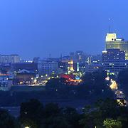 Akron City Scenes