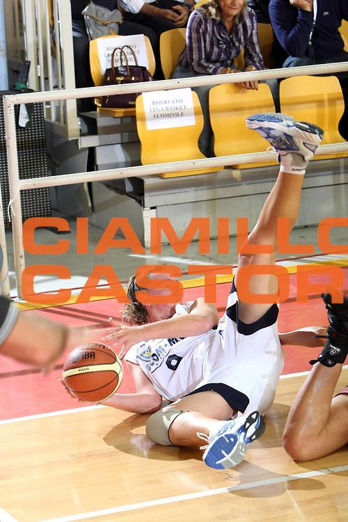 DESCRIZIONE : Roma Lega A1 Femminile 2008-09 Prima giornata Campionato Pool Comense Gescom MCI Viterbo<br /> GIOCATORE : Cinzia Arioli<br /> SQUADRA : Pool Comense<br /> EVENTO : Campionato Lega A1 Femminile 2008-2009 <br /> GARA : Pool Comense Gescom MCI Viterbo<br /> DATA : 11/10/2008 <br /> CATEGORIA : Curiosit&agrave;<br /> SPORT : Pallacanestro <br /> AUTORE : Agenzia Ciamillo-Castoria/C.De Massis