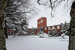 The AkzoNobel paint production facility in Sassenheim, the Netherlands, Wednesday, Dec. 22, 2010. Akzo Nobel NV, the world's biggest paint maker, reported a 21 percent increase in third quarter net income to 238 million euros. (Photo © Jock Fistick)