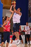 DESCRIZIONE : Bormio Raduno Collegiale Nazionale Maschile Allenamento <br /> GIOCATORE : Matteo Soragna <br /> SQUADRA : Nazionale Italia Uomini <br /> EVENTO : Raduno Collegiale Nazionale Maschile <br /> GARA : <br /> DATA : 22/07/2008 <br /> CATEGORIA : Tiro <br /> SPORT : Pallacanestro <br /> AUTORE : Agenzia Ciamillo-Castoria/S.Silvestri <br /> Galleria : Fip Nazionali 2008 <br /> Fotonotizia : Bormio Raduno Collegiale Nazionale Maschile Allenamento <br /> Predefinita :