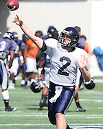 Jake Medlock during the Spring Game FIU 2011.