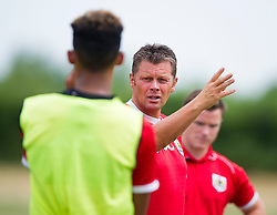 Bristol City manager, Steve Cotterill  - Photo mandatory by-line: Joe Meredith/JMP - Mobile: 07966 386802 - 01/07/2015 - SPORT - Football - Bristol - Failand Training Ground - Bristol City Pre-Season Training