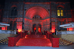 The Natural History Museum at a dinner held at the Natural History Museum to celebrate the re-opening of their store at 175-177 New Bond Street, London on 17th October 2007.<br /><br />NON EXCLUSIVE - WORLD RIGHTS