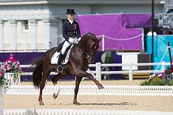 Langehanenberg Helen (GER) - Damon Hill NRW<br /> Olympic Games London 2012<br /> © Dirk Caremans