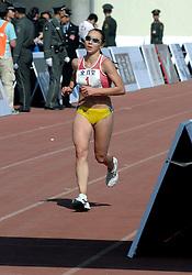 21-10-2007 ATLETIEK: ANA BEIJING MARATHON: BEIJING CHINA<br /> De Beijing Olympic Marathon Experience georganiseerd door NOC NSF en ATP is een groot succes geworden / Gurbina Marina KAZ werd 26ste<br /> ©2007-WWW.FOTOHOOGENDOORN.NL
