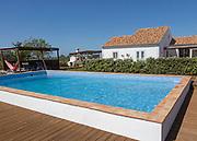 Swimming pool holiday accommodation at Brejão, Alentejo Littoral, Portugal, Southern Europe - Cerca do Sul