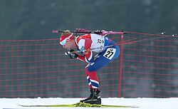 10.03.2016, Holmenkollen, Oslo, NOR, IBU Weltmeisterschaft Biathlion, Oslo, 20km, Herren, im Bild Johannes Thingnes Boe (NOR) // during Mens 20km individual Race of the IBU World Championships, Oslo 2016 at the Holmenkollen in Oslo, Norway on 2016/03/10. EXPA Pictures © 2016, PhotoCredit: EXPA/ Newspix/ Tomasz Jastrzebowski<br /> <br /> *****ATTENTION - for AUT, SLO, CRO, SRB, BIH, MAZ, TUR, SUI, SWE only*****