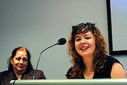Latin America 2014 Conference<br /> Adelante!<br /> <br />  'After Chavez, the Empire Strikes Back - Defending Venezuela Against US intervention, Media Lies and Violent destabilisation' seminar.<br /> <br /> Ellie Mae O'Hagan<br /> Journalist