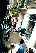 May Day riot London 2000