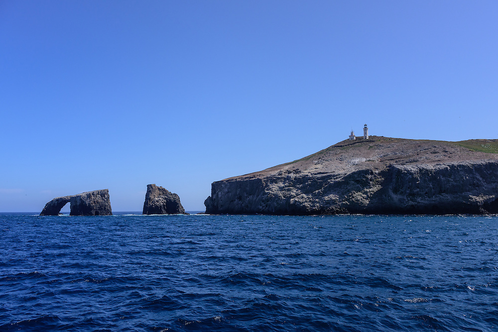 Arch Rock, Anacapa Island, Channel Islands National Park, California,Channel Islands National Park, California