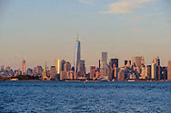 Lower Manhattan Skyline, New York City, New York