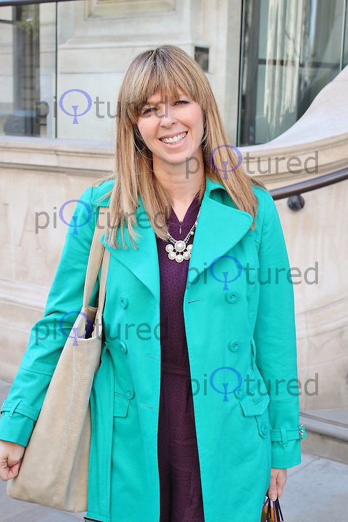 LONDON - May 04: Kate Garraway at the Corinthia Hotel (Photo by Brett D. Cove)