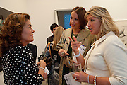 MERCEDES ZOBEL; VANESSA ARELLE; DEBORAH CHANDE, Artists for Women for Women International, A PRIVATE VIEW AND LAUNCH RECEPTION OF LEADING CONTEMPORARY ARTISTS WHO HAVE DONATED WORKS TO BE AUCTIONED AT CHRISTIEÕS POST-WAR AND CONTEMPORARY SALE TO BENEFIT WOMEN FOR WOMEN INTERNATIONAL. Gagosian Gallery. Britannia St. London. 27 September 2011. <br /> <br />  , -DO NOT ARCHIVE-© Copyright Photograph by Dafydd Jones. 248 Clapham Rd. London SW9 0PZ. Tel 0207 820 0771. www.dafjones.com.<br /> MERCEDES ZOBEL; VANESSA ARELLE; DEBORAH CHANDE, Artists for Women for Women International, A PRIVATE VIEW AND LAUNCH RECEPTION OF LEADING CONTEMPORARY ARTISTS WHO HAVE DONATED WORKS TO BE AUCTIONED AT CHRISTIE'S POST-WAR AND CONTEMPORARY SALE TO BENEFIT WOMEN FOR WOMEN INTERNATIONAL. Gagosian Gallery. Britannia St. London. 27 September 2011. <br /> <br />  , -DO NOT ARCHIVE-© Copyright Photograph by Dafydd Jones. 248 Clapham Rd. London SW9 0PZ. Tel 0207 820 0771. www.dafjones.com.
