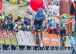 10.07.2019, Fuscher Törl, AUT, Ö-Tour, Österreich Radrundfahrt, 4. Etappe, von Radstadt nach Fuscher Törl (103,5 km), im Bild Etappensieger Ben Hermans (BEL, Israel Cycling Academy) // stagewinner Ben Hermans of Belgium Team Israel Cycling Academy during 4th stage from Radstadt to Fuscher Törl (103,5 km) of the 2019 Tour of Austria. Fuscher Törl, Austria on 2019/07/10. EXPA Pictures © 2019, PhotoCredit: EXPA/ Reinhard Eisenbauer