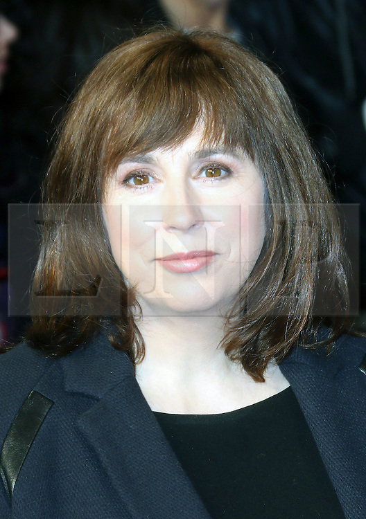 © London News Pictures. Abi Morgan, The Invisible Woman - UK film premiere, Odeon Kensington High Street, London UK, 27 January 2014, Photo credit: Richard Goldschmidt/LNP