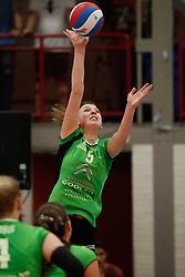 20180509 NED: Eredivisie Coolen Alterno - Sliedrecht Sport, Apeldoorn<br />Iris Scholten (5) of Coolen Alterno<br />©2018-FotoHoogendoorn.nl