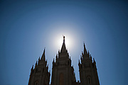 Mormon Tabernacle, Salt Lake City, Utah