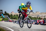12 Boys #238 (ELTON Noah) AUS at the 2018 UCI BMX World Championships in Baku, Azerbaijan.