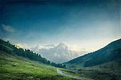 Alpen / Alps / Switzerland - Italy
