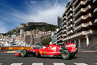 VETTEL sebastian (ger) ferrari sf15t action during the 2015 Formula One World Championship, Grand Prix of Monaco from May 20 to 24th 2015, in Monaco. Photo Jean Michel Le Meur / DPPI