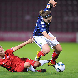 Scotland v Wales | UEFA 2013 Womens Qualifier | 27 October 2011