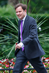 © Licensed to London News Pictures. 09/06/2015. Westminster, UK. Chief Secretary to the Treasury, GREG HANDS attending to a cabinet meeting in Downing Street on Tuesday, 9 June 2015. Photo credit: Tolga Akmen/LNP