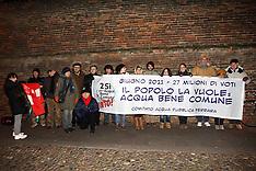 20120118 PROTESTA ACQUA PREFETTURA