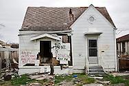 Lower 9th Ward, New Orleans, LA