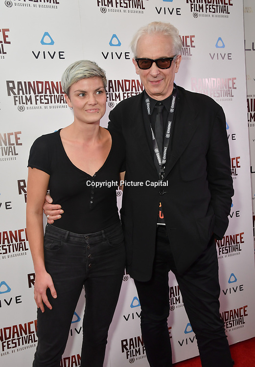 Ana Marie and Elliot Grove Nominated attends the Raindance Film Festival - VR Awards, London, UK. 6 October 2018.