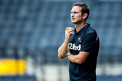 Derby County manager Frank Lampard - Mandatory by-line: Robbie Stephenson/JMP - 14/07/2018 - FOOTBALL - Meadow Lane - Nottingham, England - Notts County v Derby County - Pre-season friendly