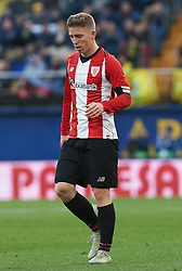 January 20, 2019 - Vila-Real, Castellon, Spain - Iker Muniain of Athletic Club de Bilbao during the La Liga Santander match between Villarreal and Athletic Club de Bilbao at La Ceramica Stadium on Jenuary 20, 2019 in Vila-real, Spain. (Credit Image: © AFP7 via ZUMA Wire)
