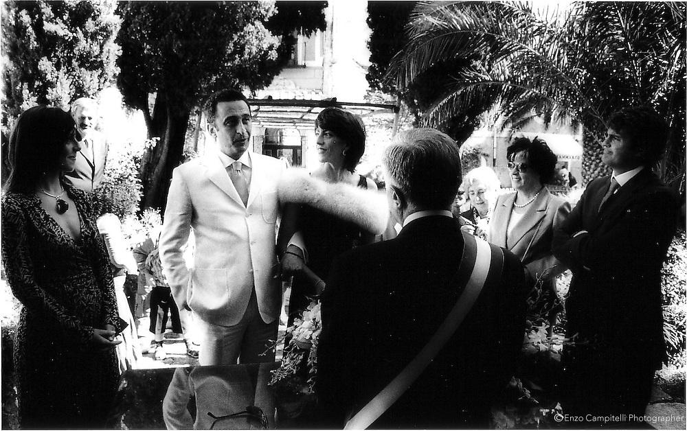 Wedding in Palazzo Avino
