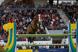 Bost Roger Yves, FRA, Sangria du Coty<br /> FEI Nations Cup presented by Longines<br /> Longines Jumping International de La Baule 2017<br /> © Dirk Caremans<br /> 12/05/2017